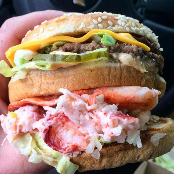 McSurf N Turf – McDonald's