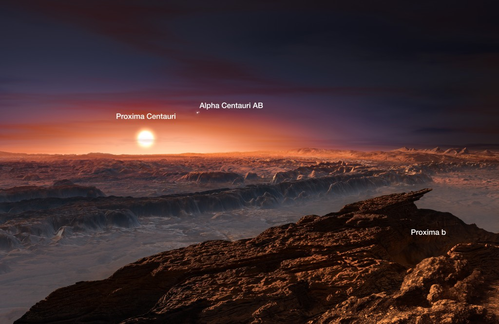 Proxima b: One Last Hope for Life