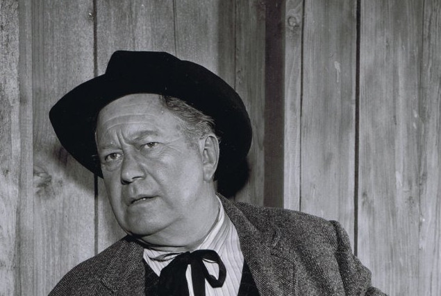 Doc Burrage (Edgar Buchanan)