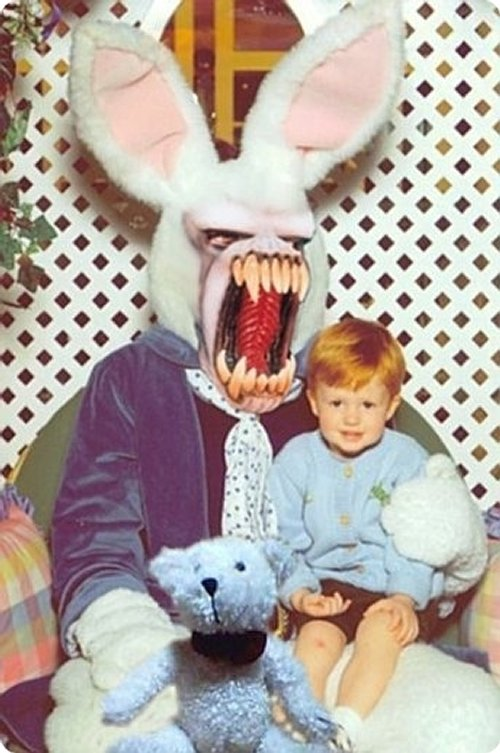 Scariest Bunny Of Them All
