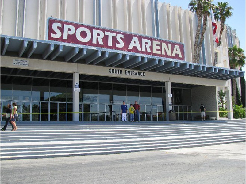 You Still Call It The Sports Arena