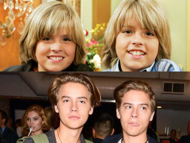 Dylan & Cole Sprouse