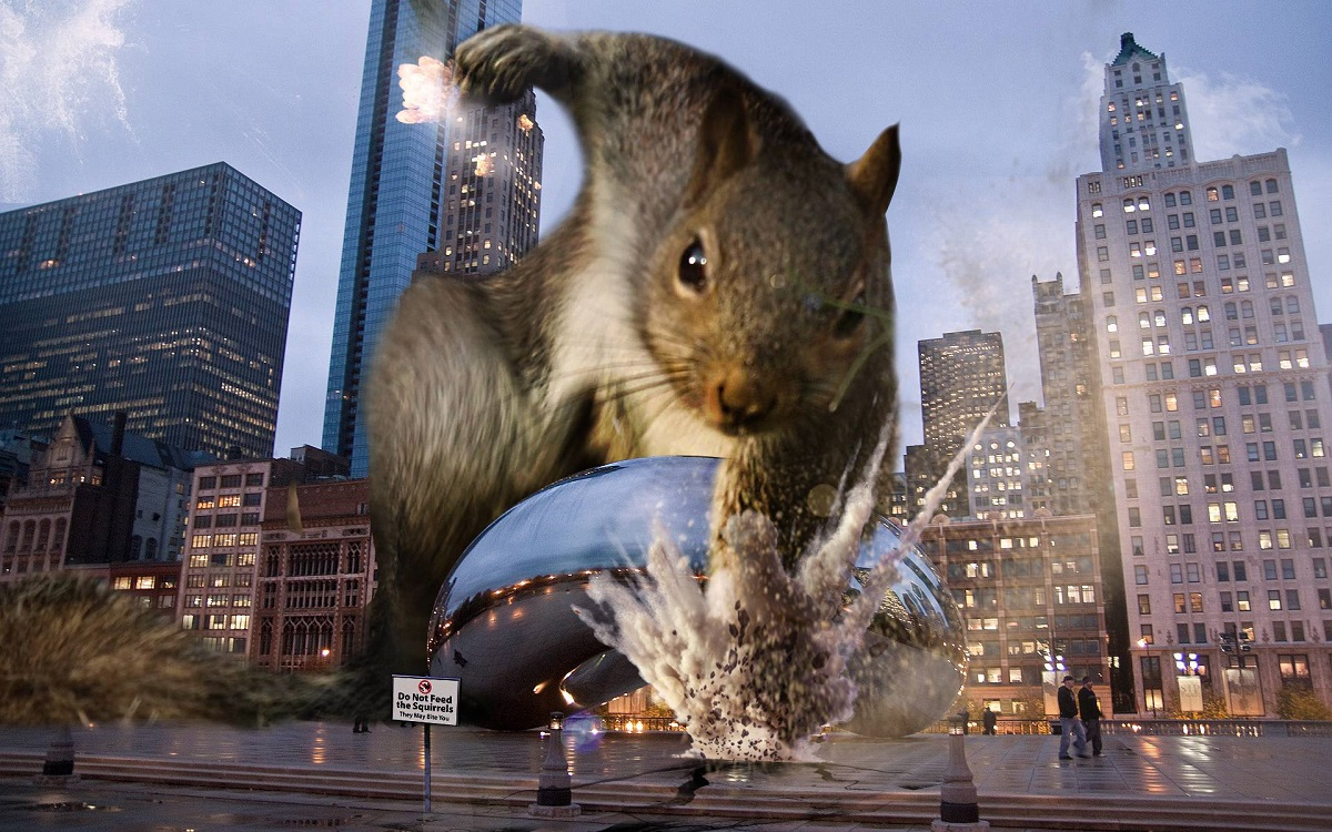 Squirrelzilla
