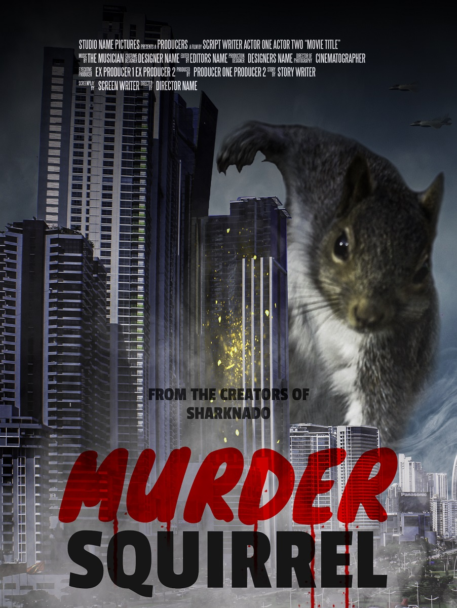 Murder Squirrel