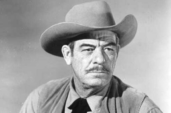 Stagecoach Driver (Glenn Strange)