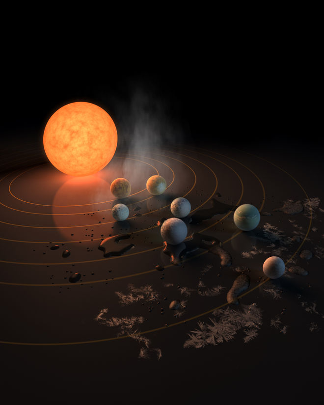 One Scientist Believes Life Could Have Adapted to Thrive on These Potentially Treacherous Planets