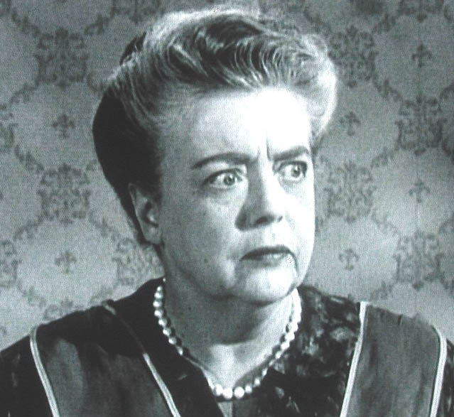 Aunt Bee Couldn't Be Bothered