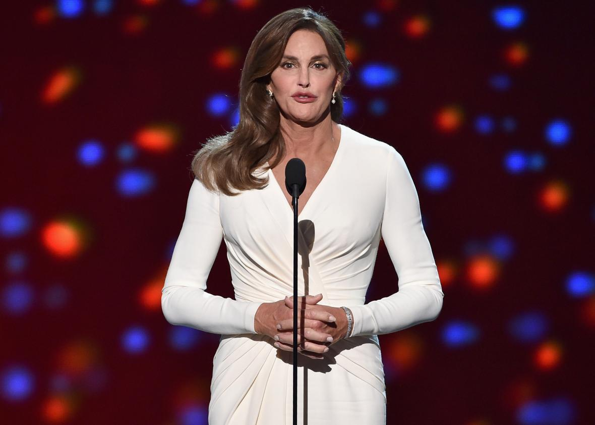 Caitlyn Jenner — Now