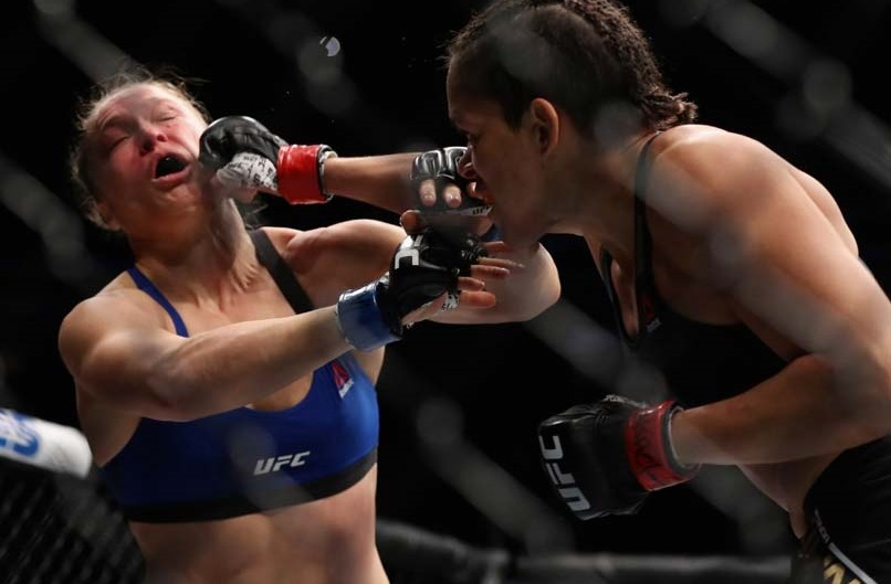 Ronda Rousey's Brutal Comeback Defeat