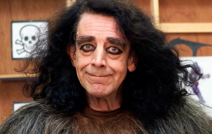 Peter Mayhew Not as Big as Others