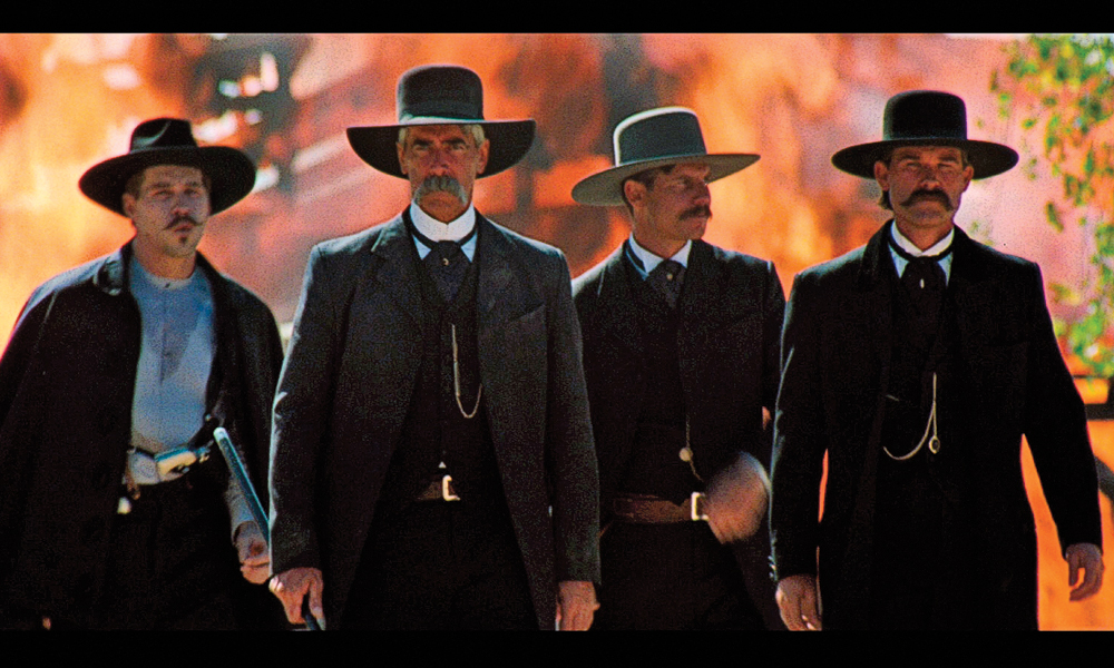 an analysis of the western movie tombstone