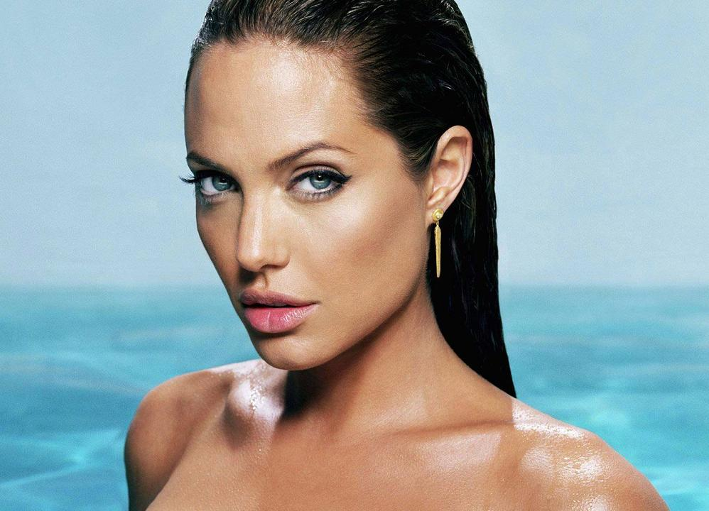 #23 Ms. Angelina Jolie