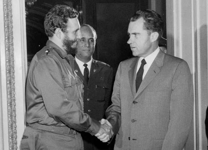 How Did Other Presidents Deal with Castro?