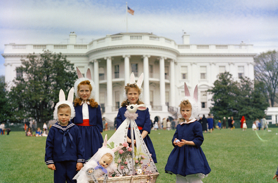 Several Years Without an Easter Egg Roll
