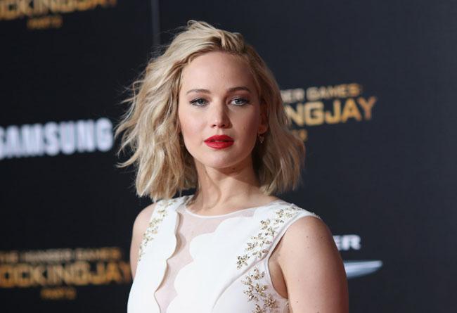 Jennifer Lawrence- $ 60 Million