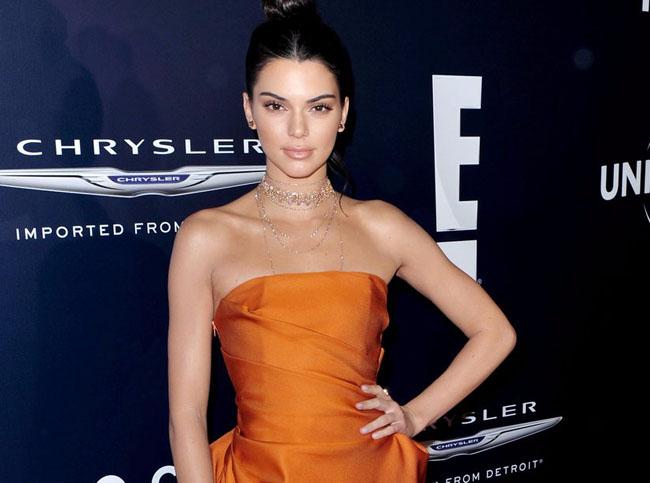 Kendall Jenner- $18 Million