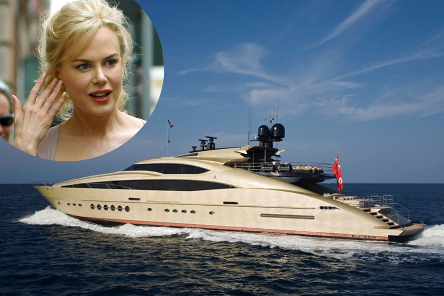 These Private Yachts o...
