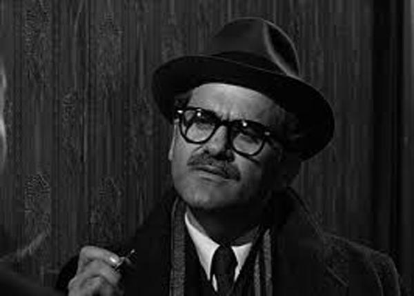 Doc Burrage (Jack Kruschen)