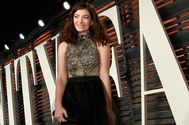 Lorde- $12 Million