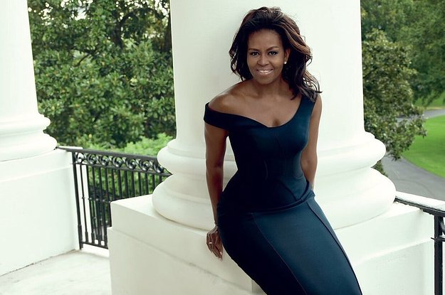 #22 Michelle Obama Still On Our Mind