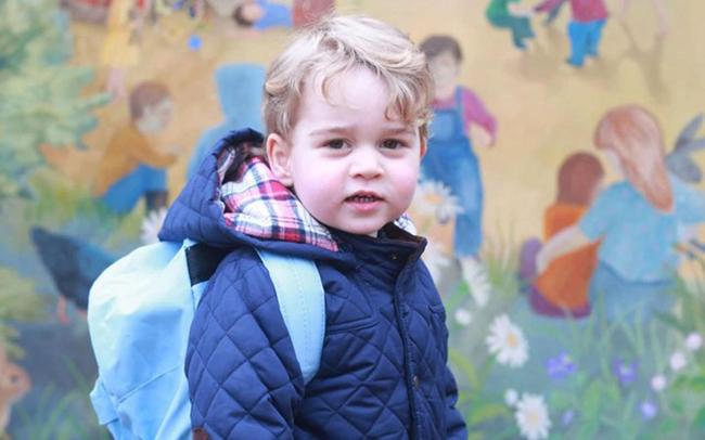 Prince George Alexander Louis- $3 Billion