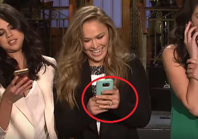 Rousey Spotted With Ring, Browne's Ex Furious