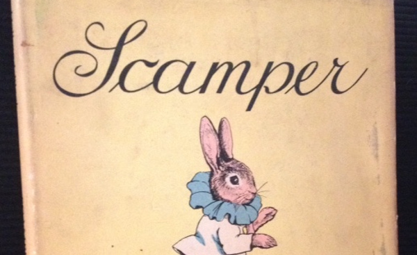 Scamper: The Bunny Who Went To The White House