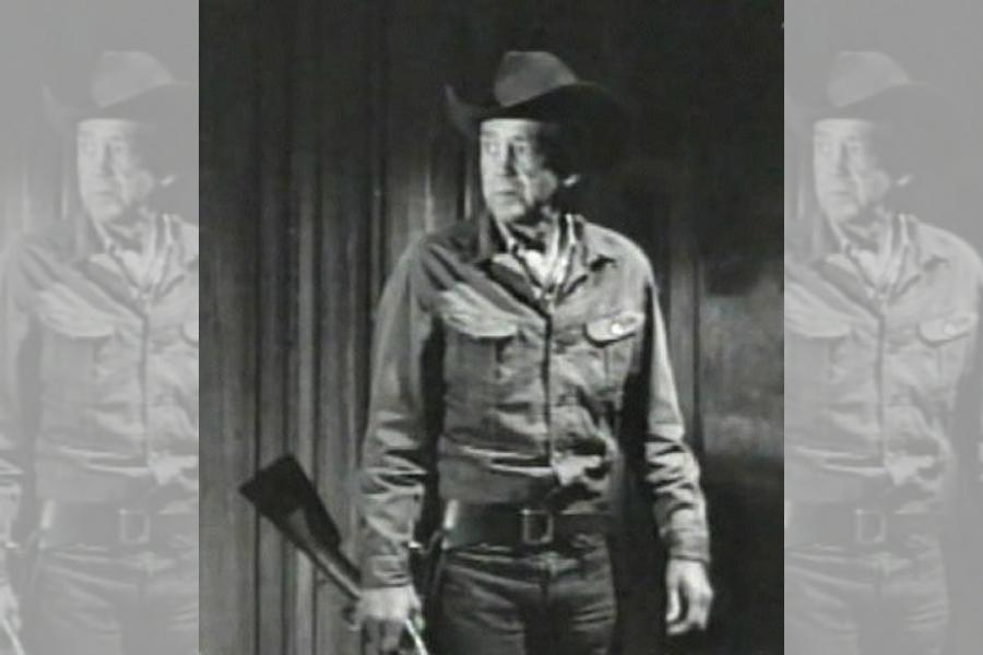 Stuntman Archie Butler