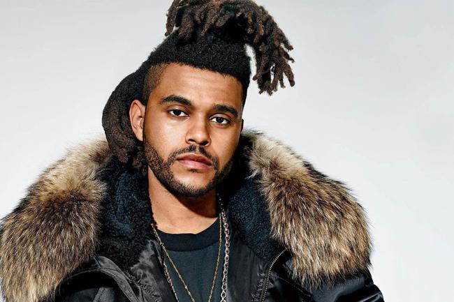 The Weeknd- $30 Million