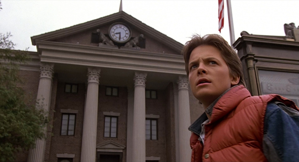 The Clock Tower Scene Nearly Didn't Happen