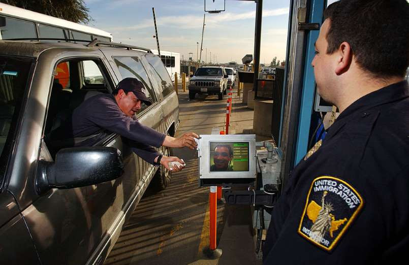 Technology At The Border