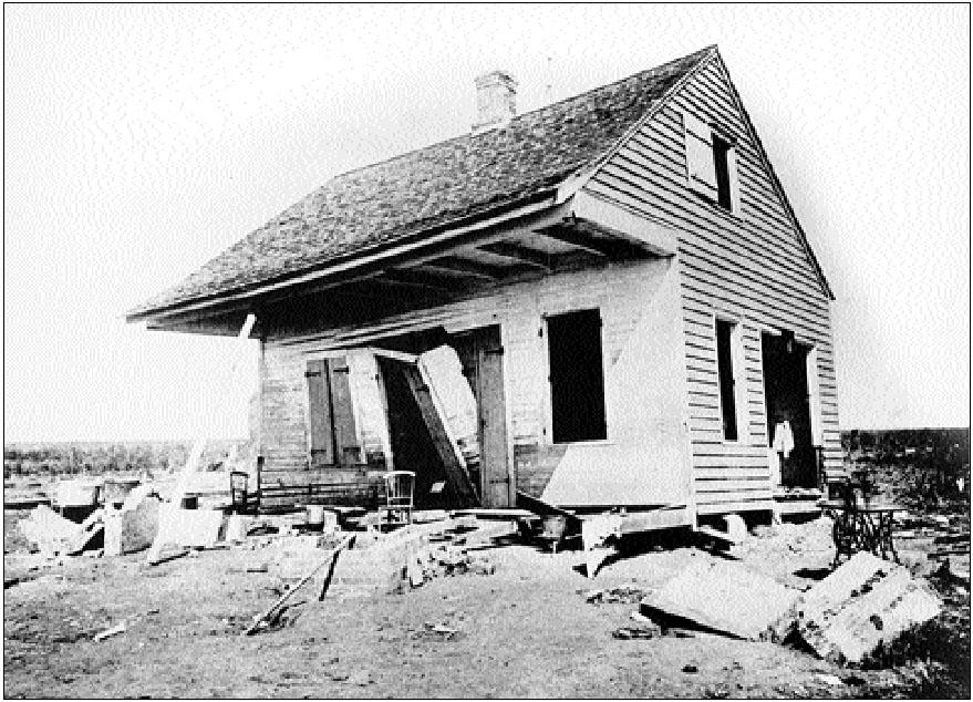 1893 Cheniere Caminada hurricane