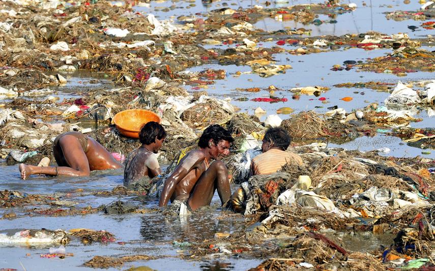 Ganges River: India
