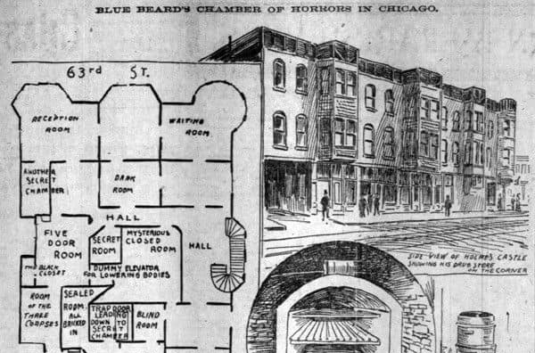 Inside the Construction of Holmes' Murder Castle