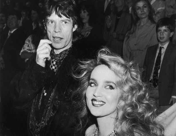 Mick Jagger Constantly Cheated on Jerry Hall