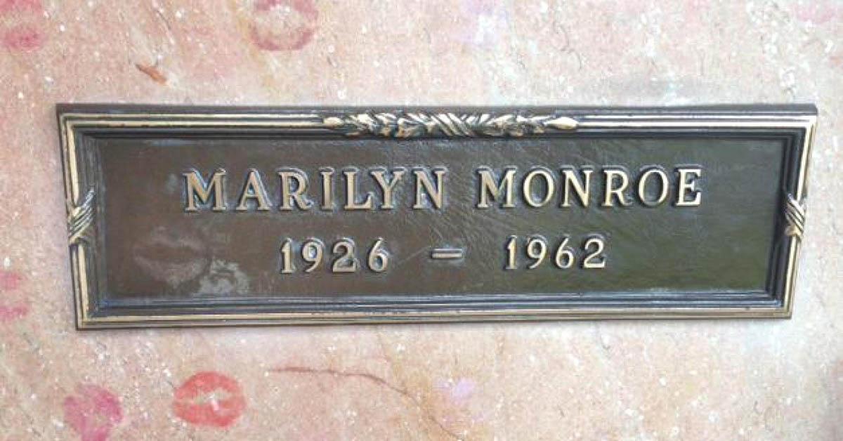 Marilyn Monroe's Crypt: Los Angeles, California