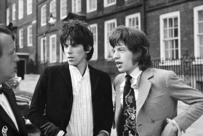 Mick Jagger and Keith Richards Have Not Hung out in 20 Years