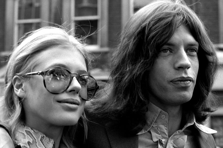 Mick Jagger's Second Girlfriend Also Attempted Suicide