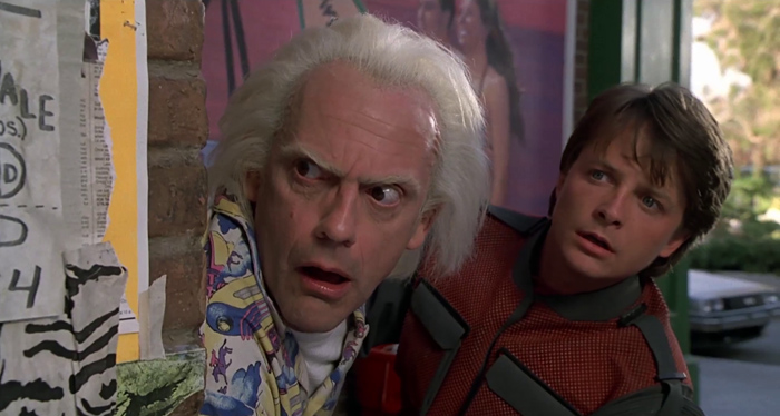 Doc & Marty's Difference in Height Was Problematic