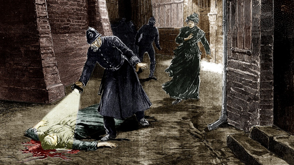 Remember Jack The Ripper?