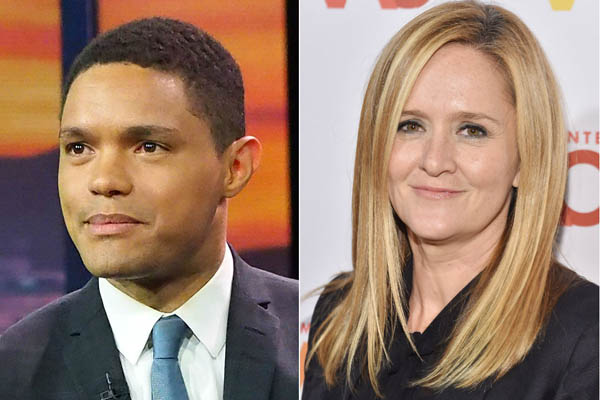His Feud With Fellow Comedian Samantha Bee