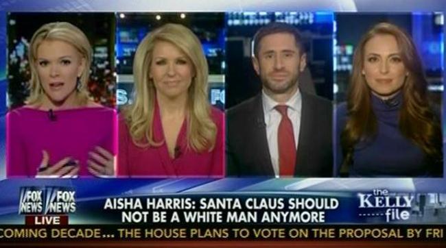 """""""Santa Is White"""""""