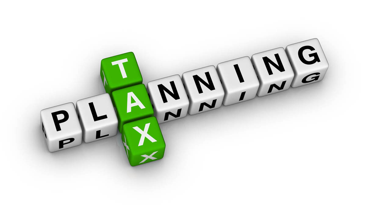 Invest in tax planning