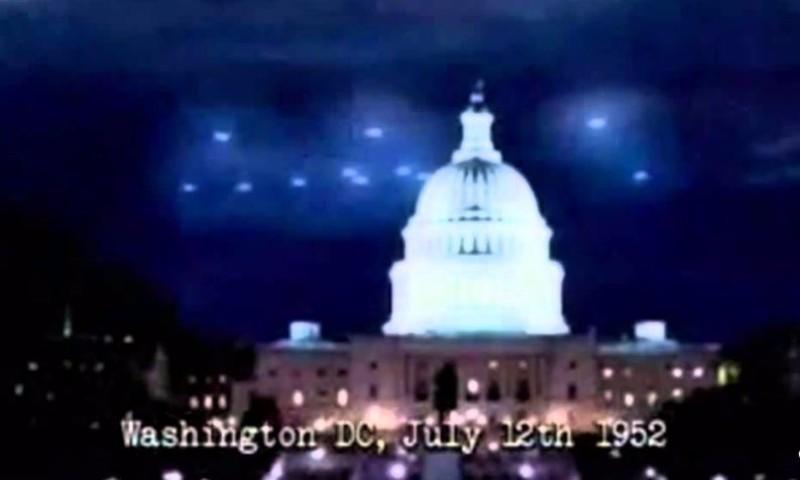 Washington D.C. UFO