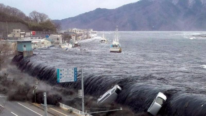 Tōhoku Earthquake And Tsunami