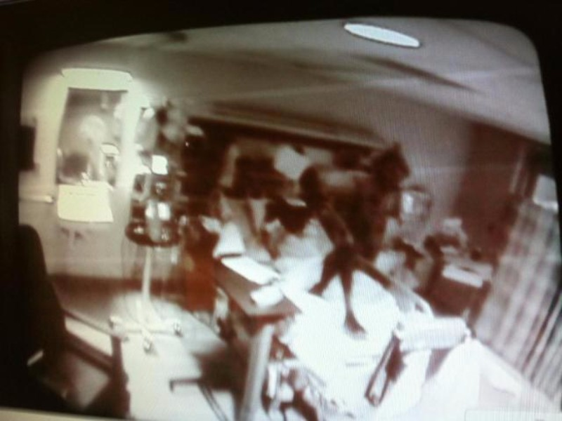 Hospital Demon?!