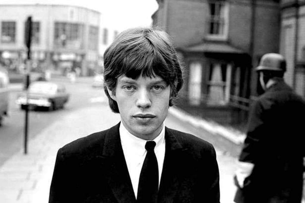 Mick Jagger Had Humble English Beginnings