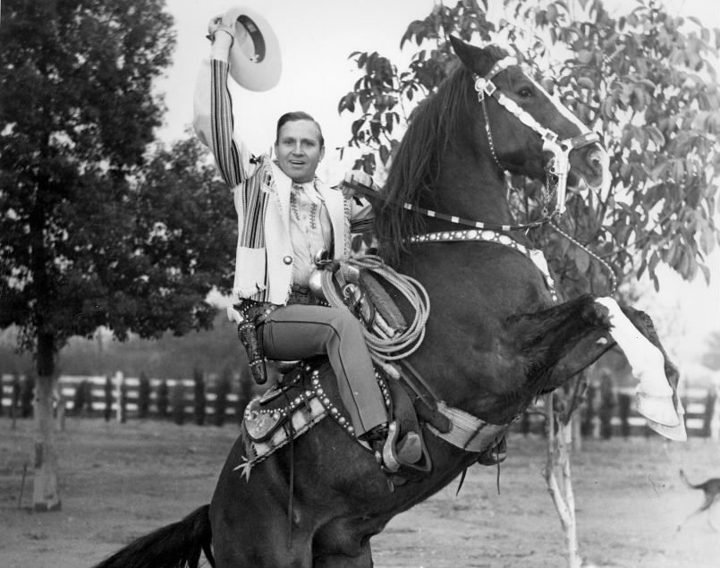 Gene Autry: The Driving Force of the Show