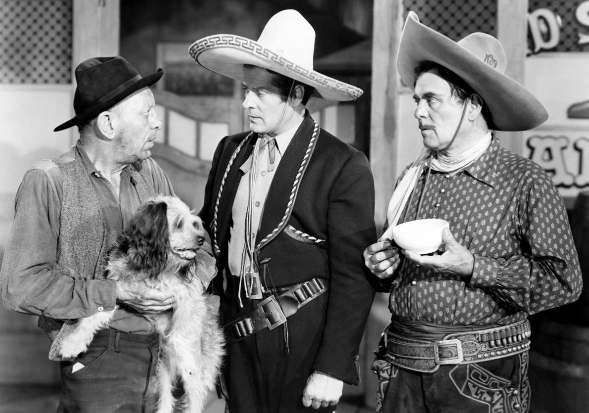 The Cisco Kid Was Played by a Body Double for Nine Episodes