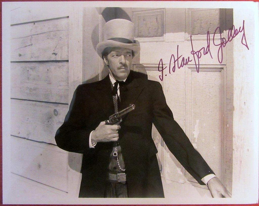 Isaac Stanford Jolley Sr. Regularly Appeared on the Show